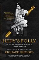 Hedy's Folly Pdf/ePub eBook