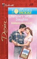 Fortune's Secret Daughter Book