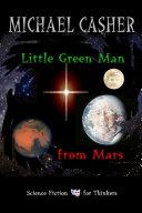 Little Green Man from Mars