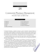 Practice Of Hospital Clinical And Community Pharmacy 1 E Book PDF