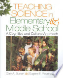 Cover of Teaching Science in Elementary and Middle School