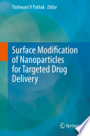 Surface Modification Of Nanoparticles For Targeted Drug Delivery Book PDF