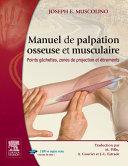 Manuel de palpation osseuse et musculaire Pdf