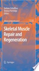Skeletal Muscle Repair And Regeneration Book PDF