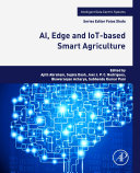 AI  Edge and IoT based Smart Agriculture