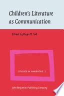 Children s Literature as Communication