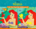 Disney s the Little Mermaid Can You Find the Differences  Book