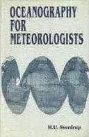 Oceanography for Meteorologists