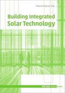 Building-integrated Solar Technology
