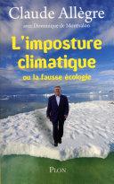 L'imposture climatique Pdf/ePub eBook