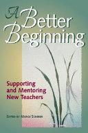 A Better Beginning