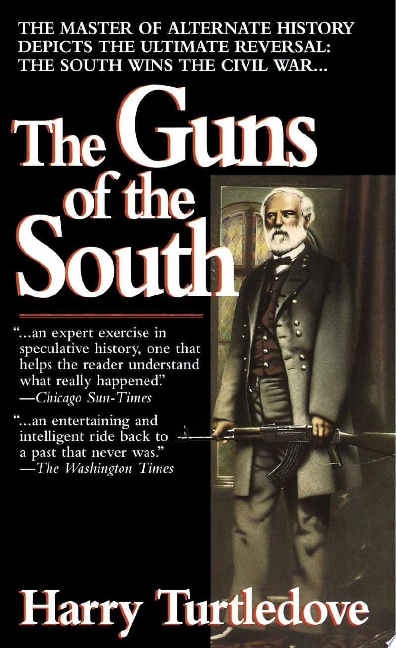 The Guns of the South banner backdrop