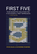 First Five  Your Scientific Solution for a Successful First Impression