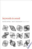 Keywords in Sound