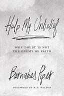 Help My Unbelief Book