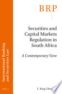 Securities and Capital Markets Regulation in South Africa