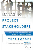 Pdf Managing Project Stakeholders
