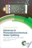 Advances in Photoelectrochemical Water Splitting