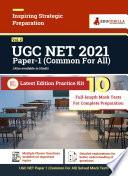 UGC NET Paper-1 (Common For All) 2021 Vol-2 | 10 Full-length Mock Tests