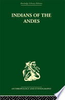 Read Online Indians of the Andes Epub