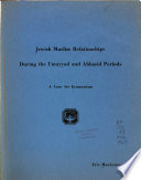 Jewish Muslim Relationships During the Umayyad and Abbasid Periods