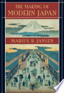 The Making Of Modern Japan Book PDF