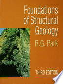 Foundations of Structural Geology
