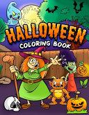 Halloween Coloring Book Book PDF