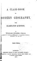 A Class book of Modern Geography
