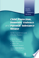 Child Protection  Domestic Violence and Parental Substance Misuse