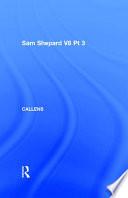 Sam Shepard V8