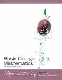 Basic College Mathematics With Early Integers [Pdf/ePub] eBook