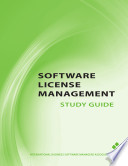 Software License Management Study Guide