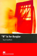 Books - B Is For Burglar (Without Cd) | ISBN 9781405072892