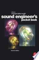 Sound Engineer s Pocket Book