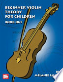 Beginner Violin Theory For Children Book One PDF