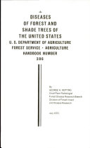 Diseases of Forest and Shade Trees of the United States