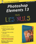 Photoshop Elements 13 pour les Nuls [Pdf/ePub] eBook
