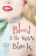 Blood Is the New Black Pdf/ePub eBook