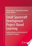 Small Spacecraft Development Project Based Learning Book