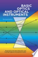 Basic Optics And Optical Instruments