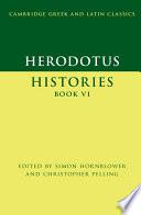 Herodotus  Histories Book VI