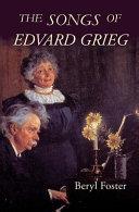 The Songs of Edvard Grieg