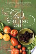 Best Food Writing 2011