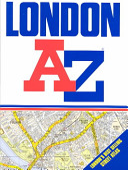 Atlas London A-Z