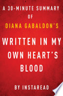 Written In My Own Heart S Blood By Diana Gabaldon A 30 Minute Instaread Summary