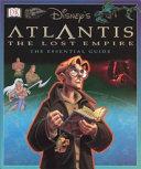 Atlantis  the Lost Empire  2001 Book