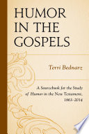 Humor in the Gospels
