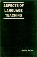 Aspects of Language Teaching