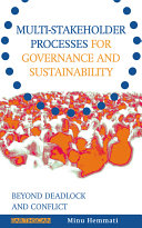 Pdf Multi-stakeholder Processes for Governance and Sustainability